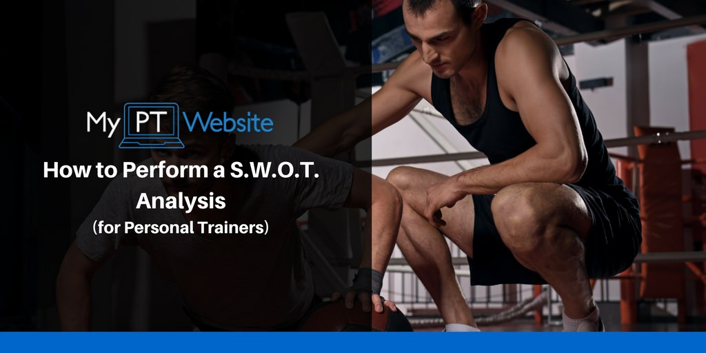 swot analysis for personal trainers