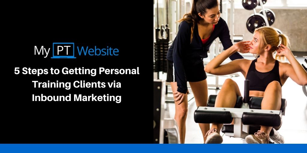 Inbound Marketing for Personal Trainers