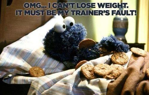 Personal trainer funny