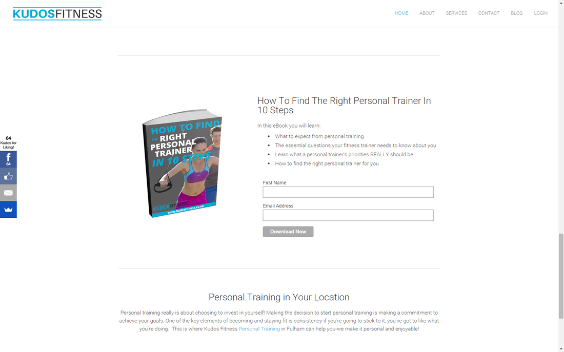 mailchimp for personal trainers