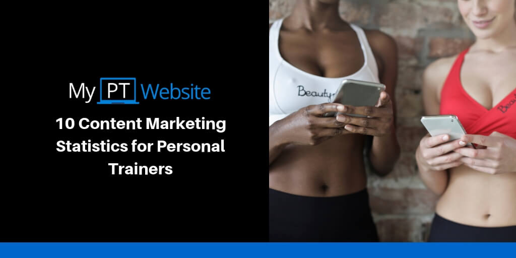 content marketing personal trainer