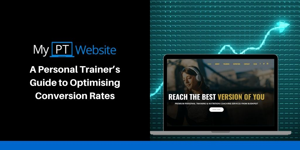 Conversion Rate Optimisation for Personal Trainers