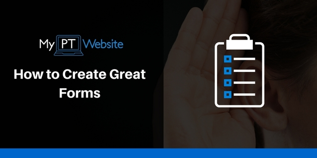 How to Create Great Forms