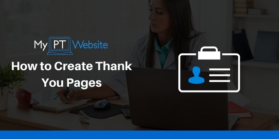 How to Create Thank You Pages