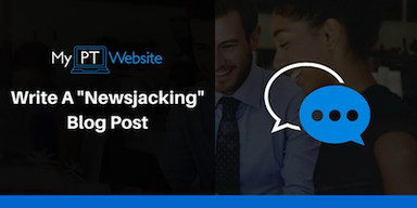How to Write a Newsjacking Blog Post