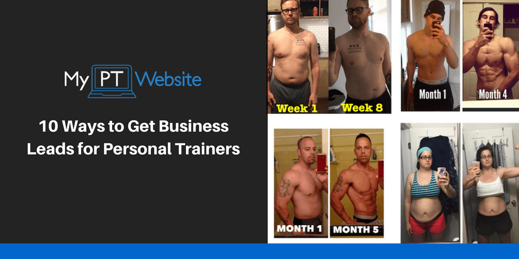 Personal trainer leads