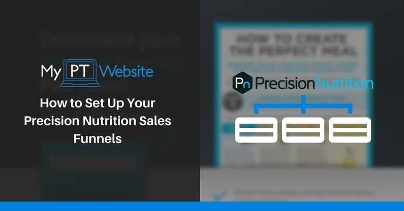 How to Set Up Precision Nutrition Funnels