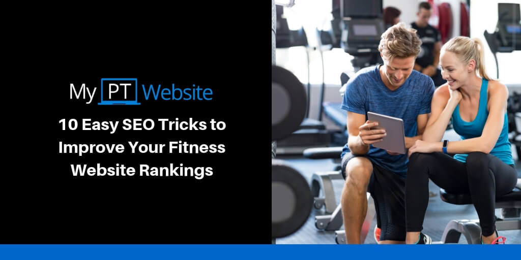 seo fitness website