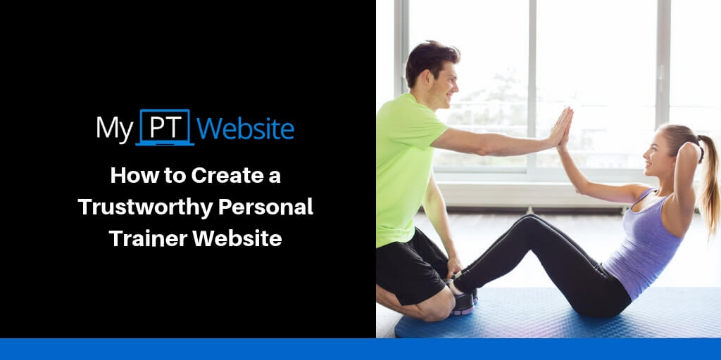 trustworthy personal trainer website