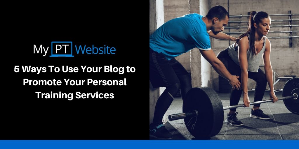 blogging tips for personal trainers